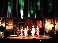 ミナカダ祭「もちつき踊り」写真
