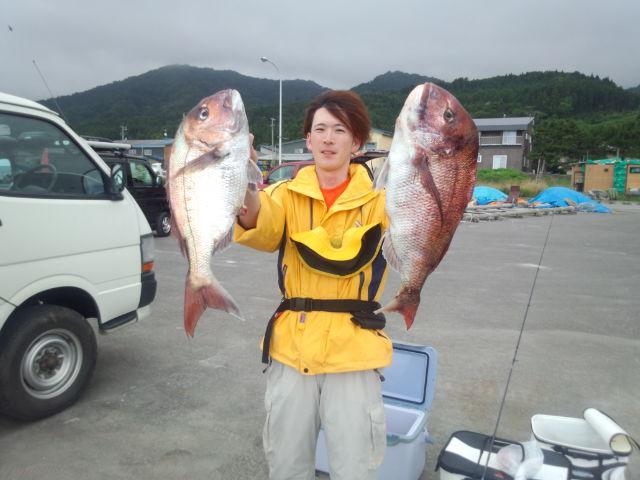 真鯛釣りって楽しい