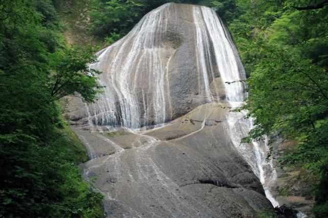 スヌーピーの滝