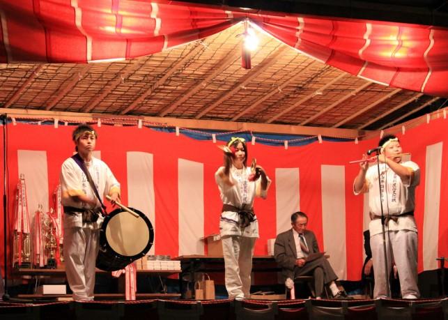 津軽地方最大の秋祭り「お山参詣」~五穀豊穣を願って~