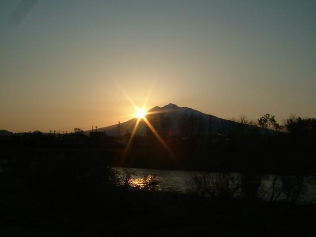 ダイヤモンド岩木山