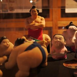 画像:相撲館 内部2