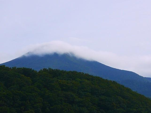 画像:八甲田山