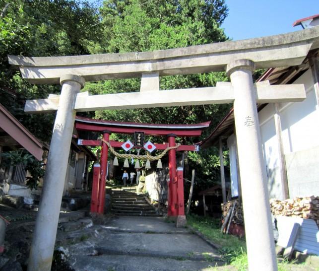 京都の清水寺ではないけども・・