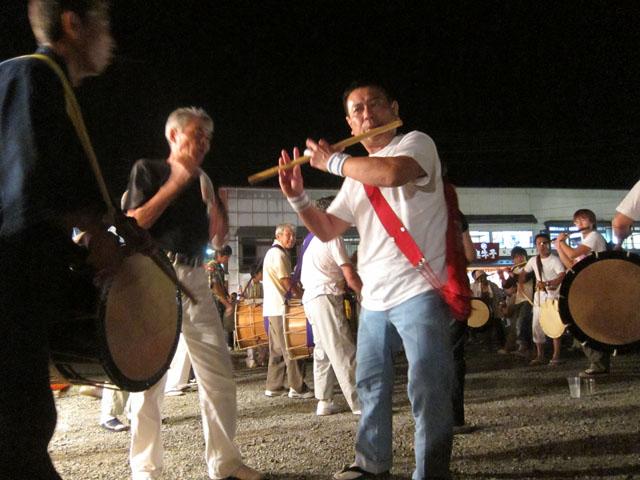 お祭りは騒いだもん勝ち~岩木山お山参詣2010