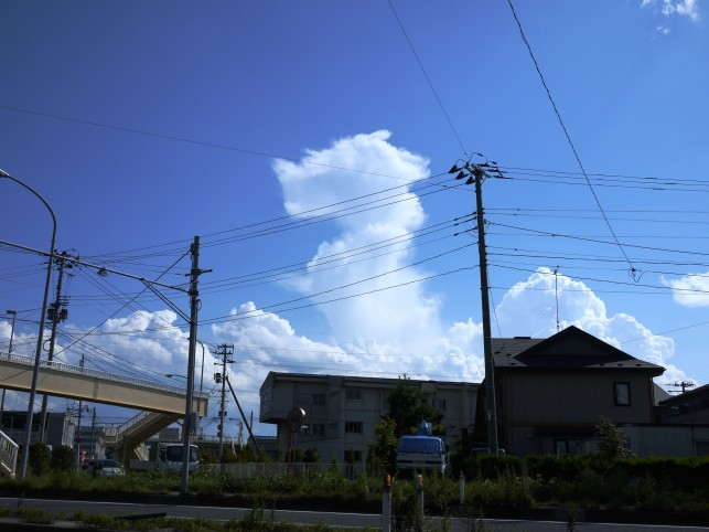 9月1日 八戸にて