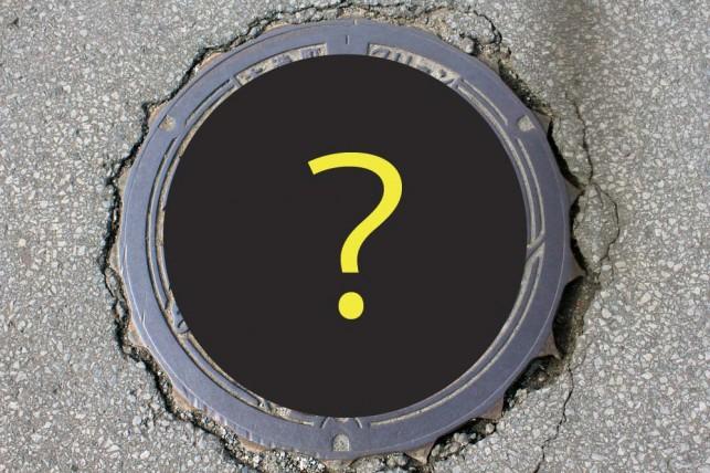 クイズ:つがる市マンホールの絵柄は何でしょう?