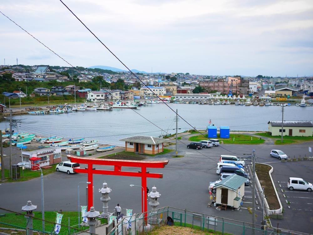 画像:蕪島2