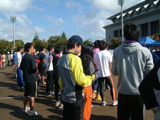 ママチャリ耐久レースin運動公園