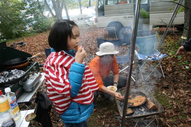 カヌーと焚き火のキャンプツアー【朝カヌー編】