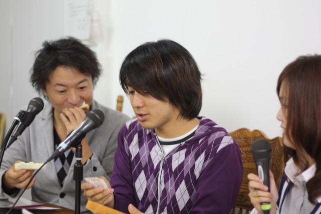 八戸から全国へ情報発信!ユーストリーム生放送!