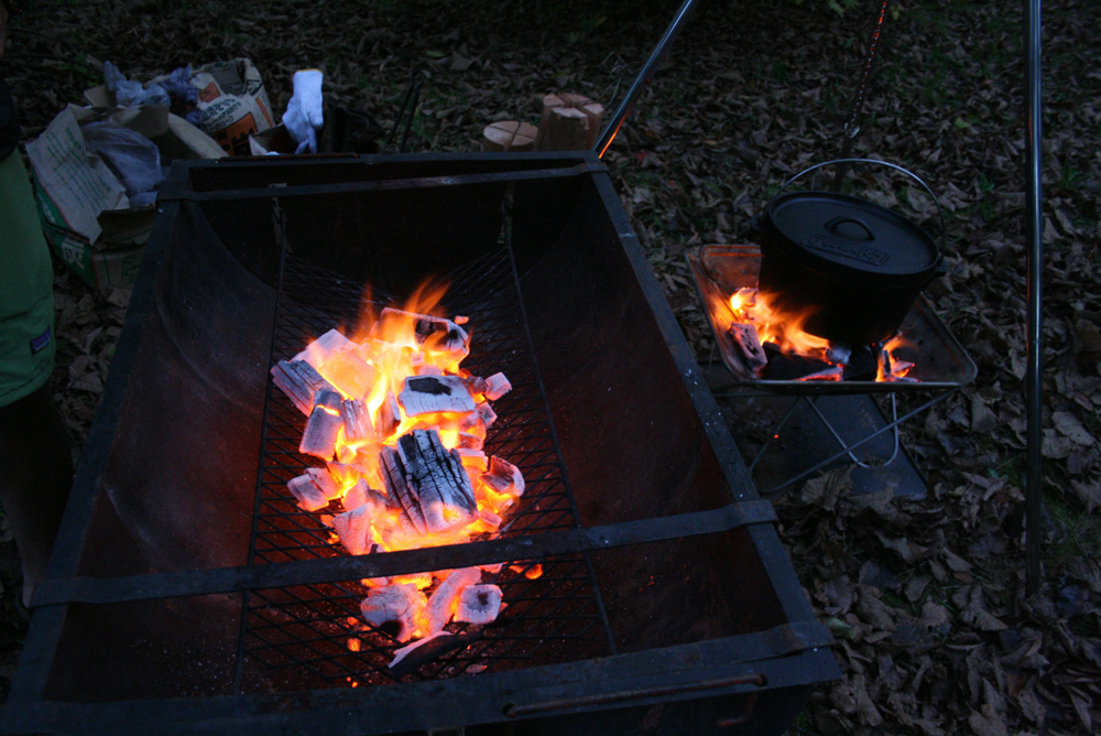 ノービレッジ 秋のキャンプツアー