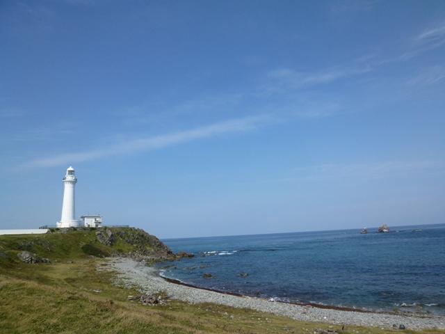 美しき岬、尻屋崎。