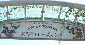 バラの国へようこそ!