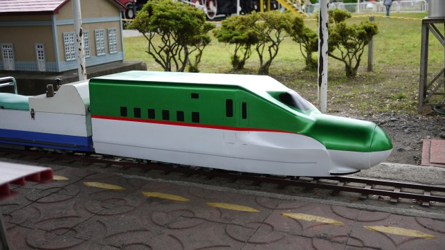 新幹線はやぶさ~先行乗車~