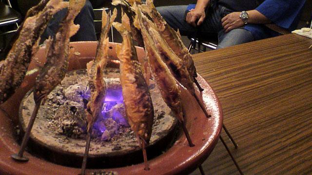 青森 金アユ 塩焼き 食べ物 鮎