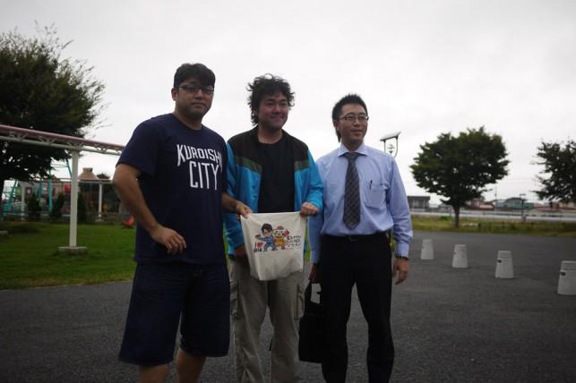 田舎館「FM JAIGO WAVE」から、黒石つゆやきそばの魅力を発信 ~田舎館村~