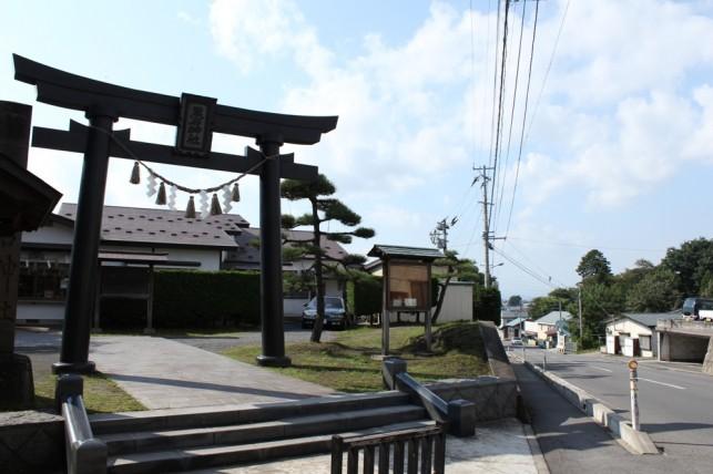 黒石神社1