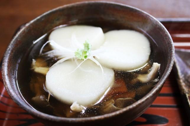 絆が生んだ味!!津鉄汁 ~五所川原市コミュニティカフェ「でる・そーれ」~