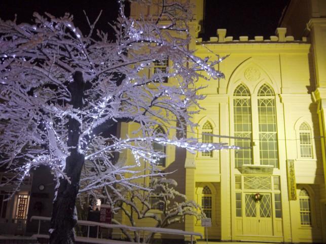 画像:弘前教会2