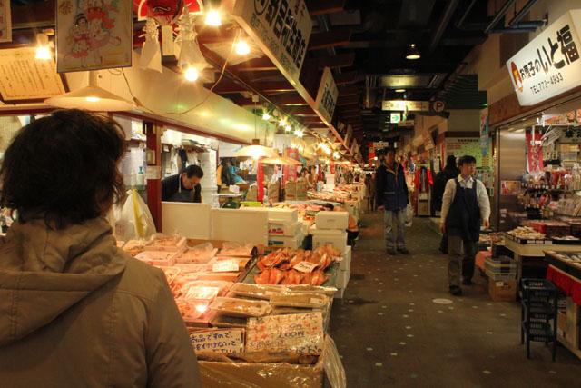 魚市場inファッションビル