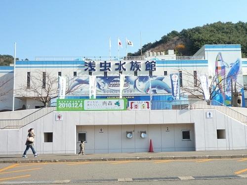 魚時間でリフレッシュ~浅虫水族館