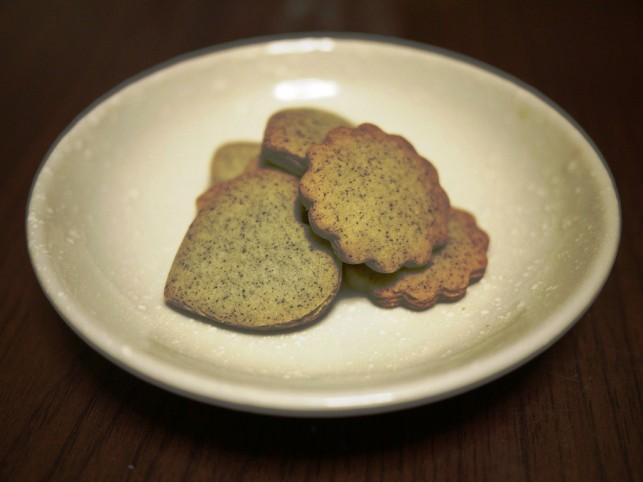紫黒米クッキー