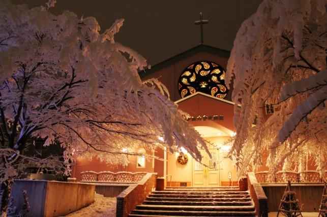 弘前学院大学礼拝堂