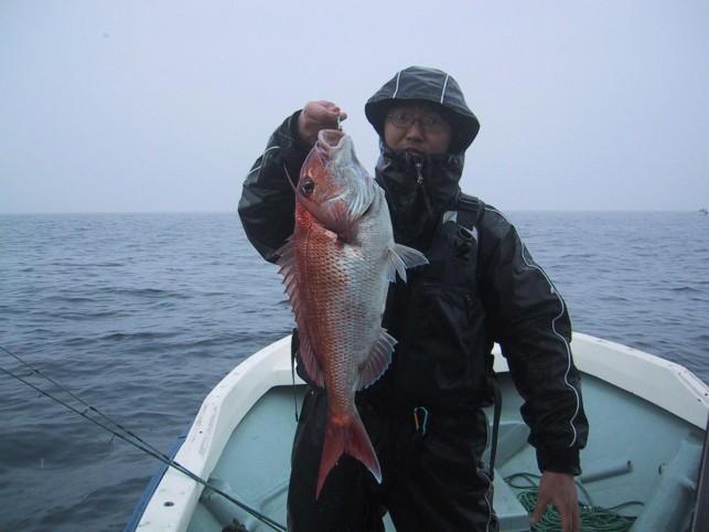 Fishing World 青森・・・ 日本一の真鯛釣り場 青森