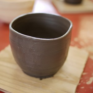 陶芸体験してきました@三沢市民の森