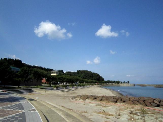 ロマンな義経海浜公園