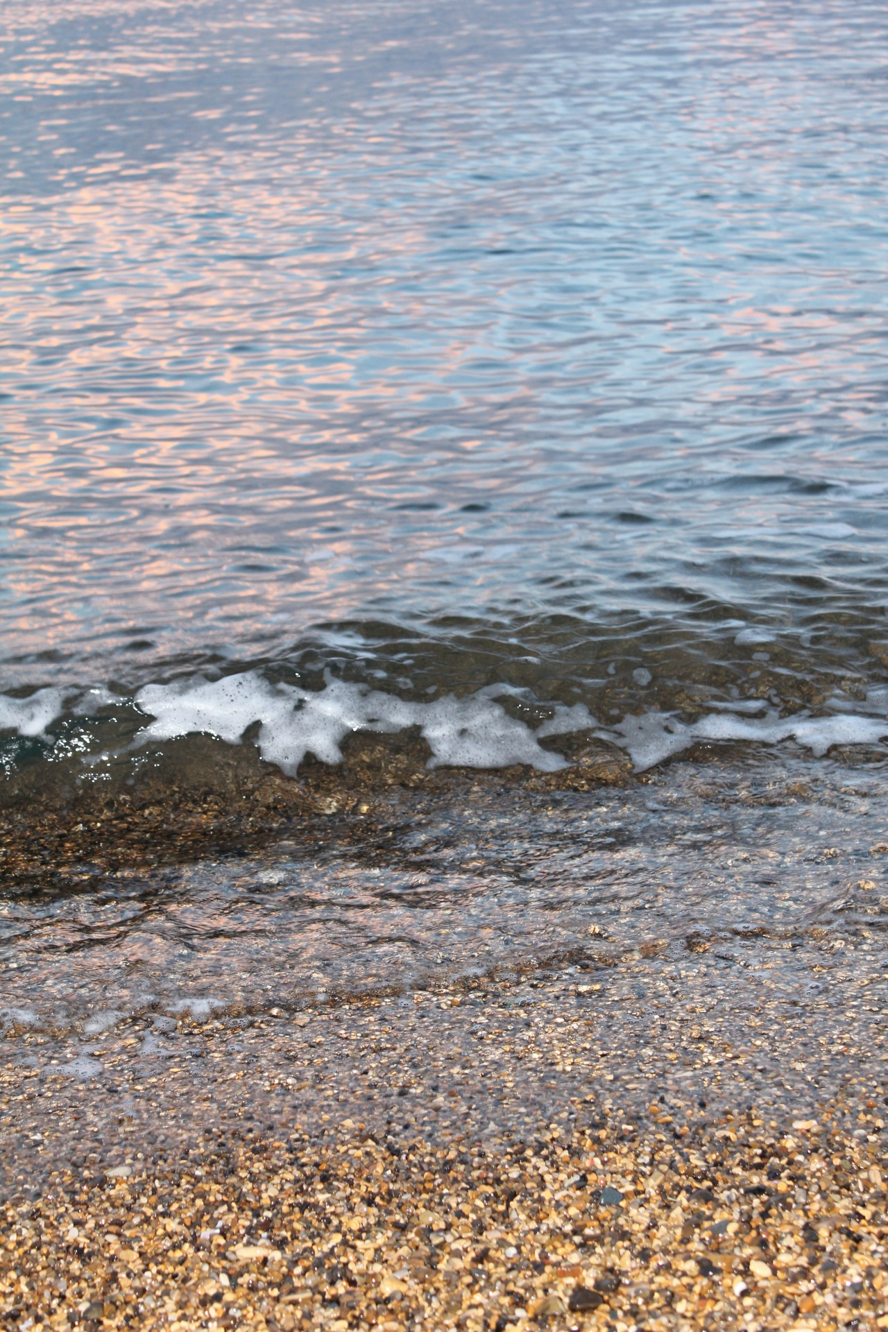青森 風景 陸奥湾 釣り 海岸 冬 雪 波