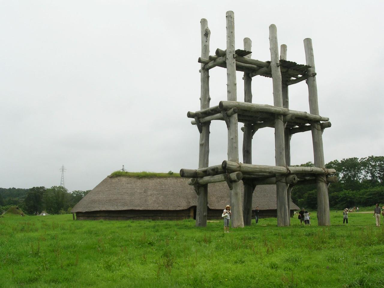 三内丸山遺跡