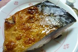 青森 食べ物 サバ 鯖 さば 焼き魚
