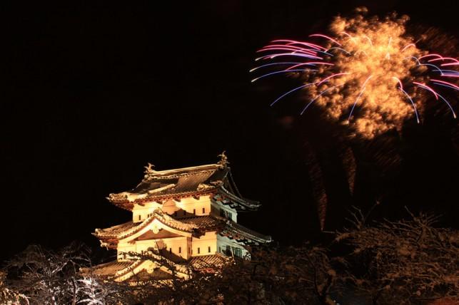 弘前城築城400年祭 いよいよ開幕!