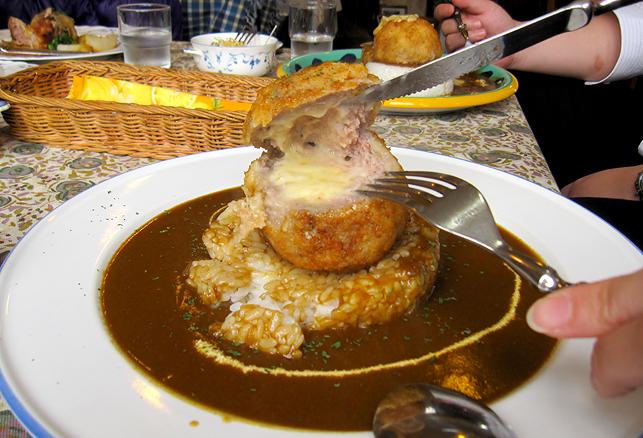 アランドロン・カレーのおいしい食べ方・その2