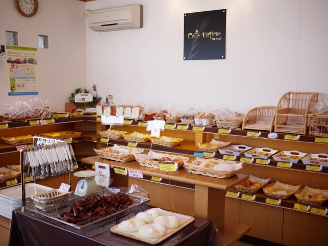 ぬくもりたっぷり焼き立てパン cafe matiere IKEZAKI@三沢市