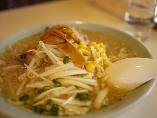 寒い季節には、味噌らーめんが食べたくなります ~三沢市 いしかり大将~