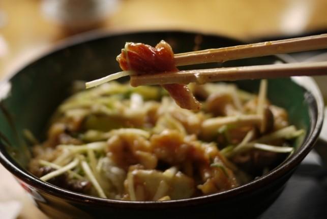 三沢ほっき丼 ~三沢市 中華食堂上海~