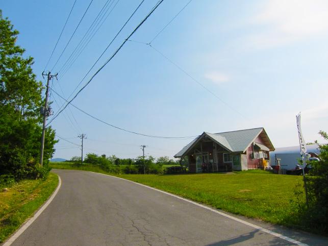写真:牧場周辺