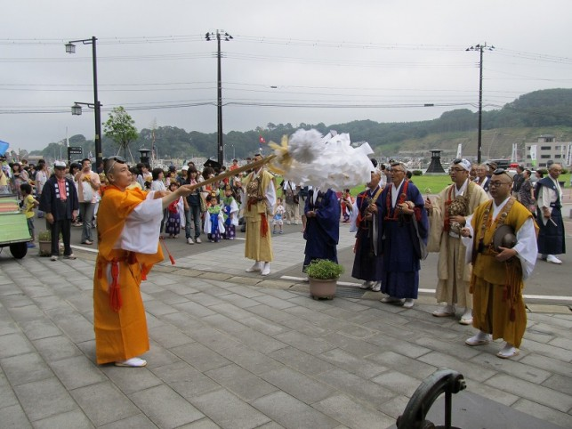 2011/07/17春光山円覚寺稚児行列02