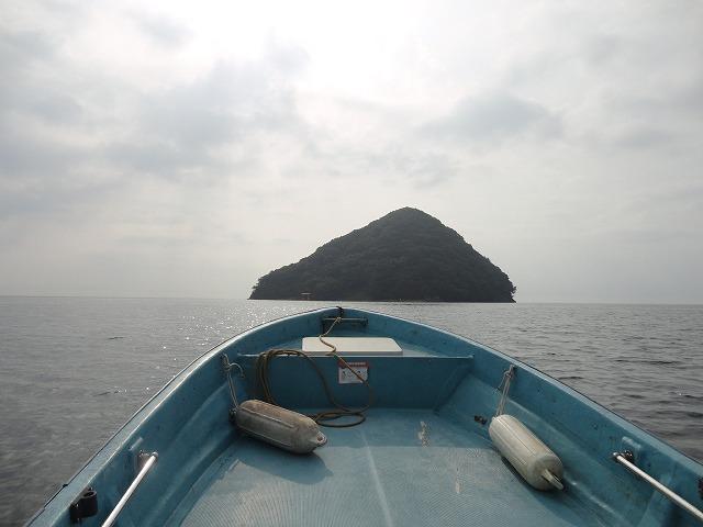 この夏 目指すは、湯の島