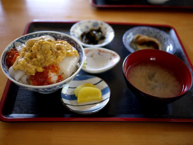 歌舞伎丼セット