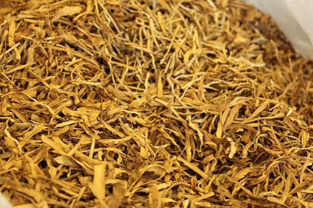 青森県 上北 三沢市 ごぼう茶 茶殻 食べ物