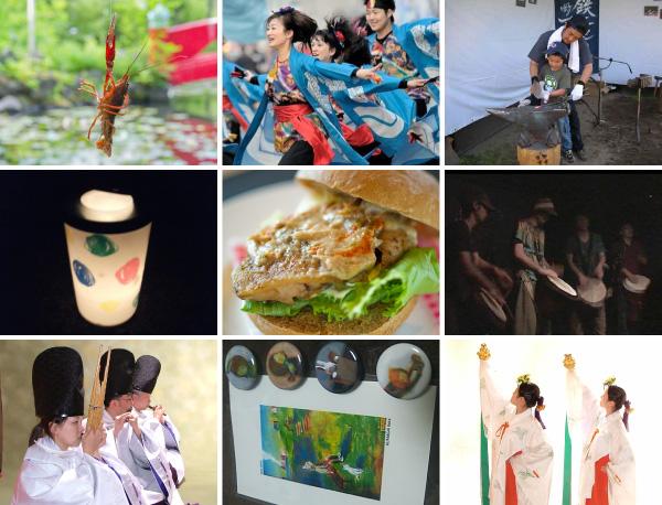 楽市楽座イベント写真