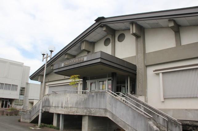 歴史や文化を後世へ・・・第4回【八戸市南郷歴史民族資料館】
