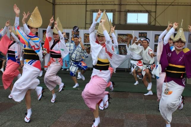 祭りでつながる希望と絆 ②≪日本の祭りinあおもり2011≫