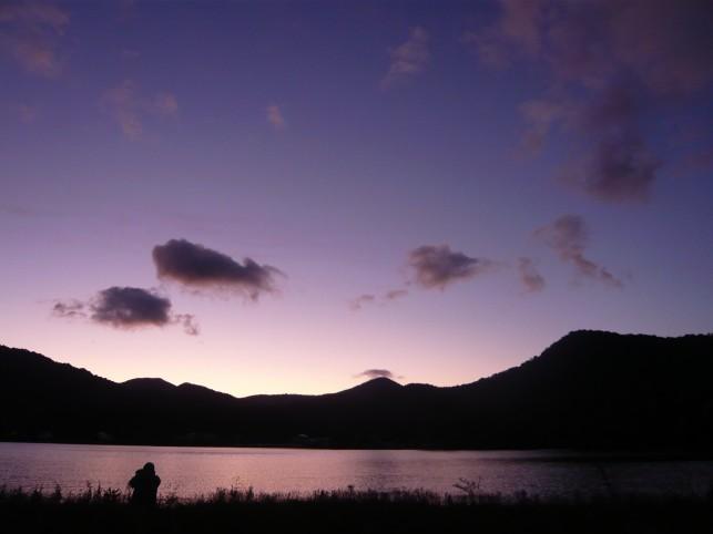 十和田湖 -早朝-