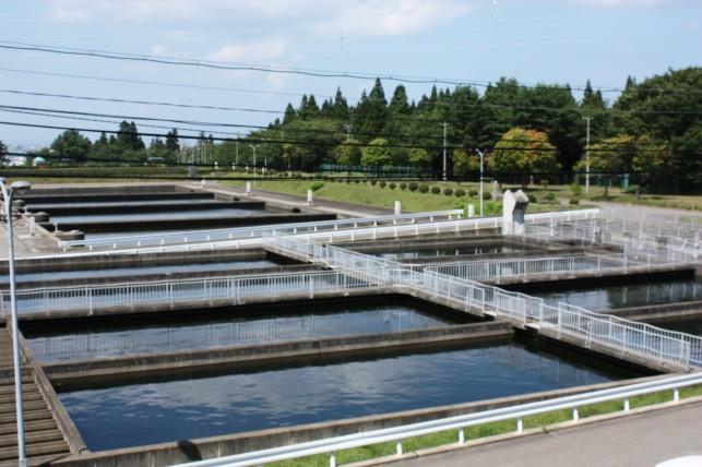 横内浄水場