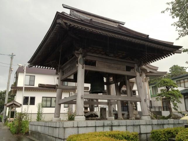 長円寺の鐘